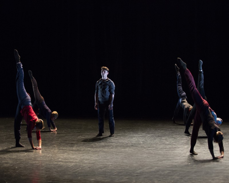 Contemporary Dance Theatre 4