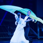 Matthew Hold and Ashley Sutherland in the Vietnamese waltz, 'To Dream.'  © BYU PHOTO 2016 All Rights Reserved photo@byu.edu  (801)422-7322