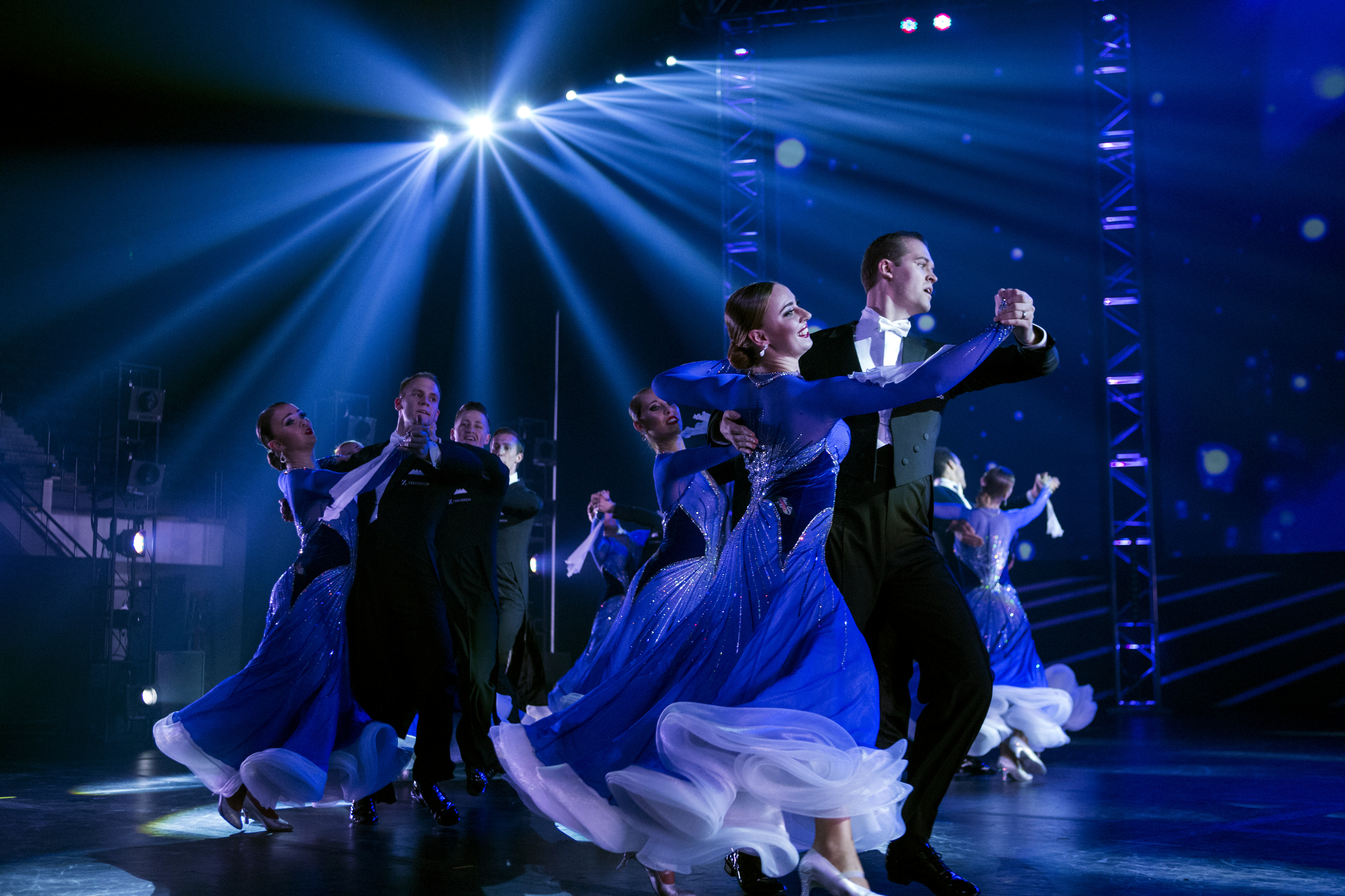 Ballroom Swing n Sway Concert  April 6, 2017  Photo by Tabitha Sumsion/BYU  BYU Photo