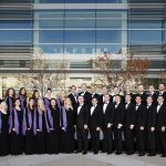 BYU Singers group for the 2017-18 season.   Photo by Jaren Wilkey/ BYU Photo