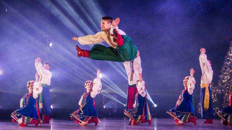 International Folk Dance Ensemble 18