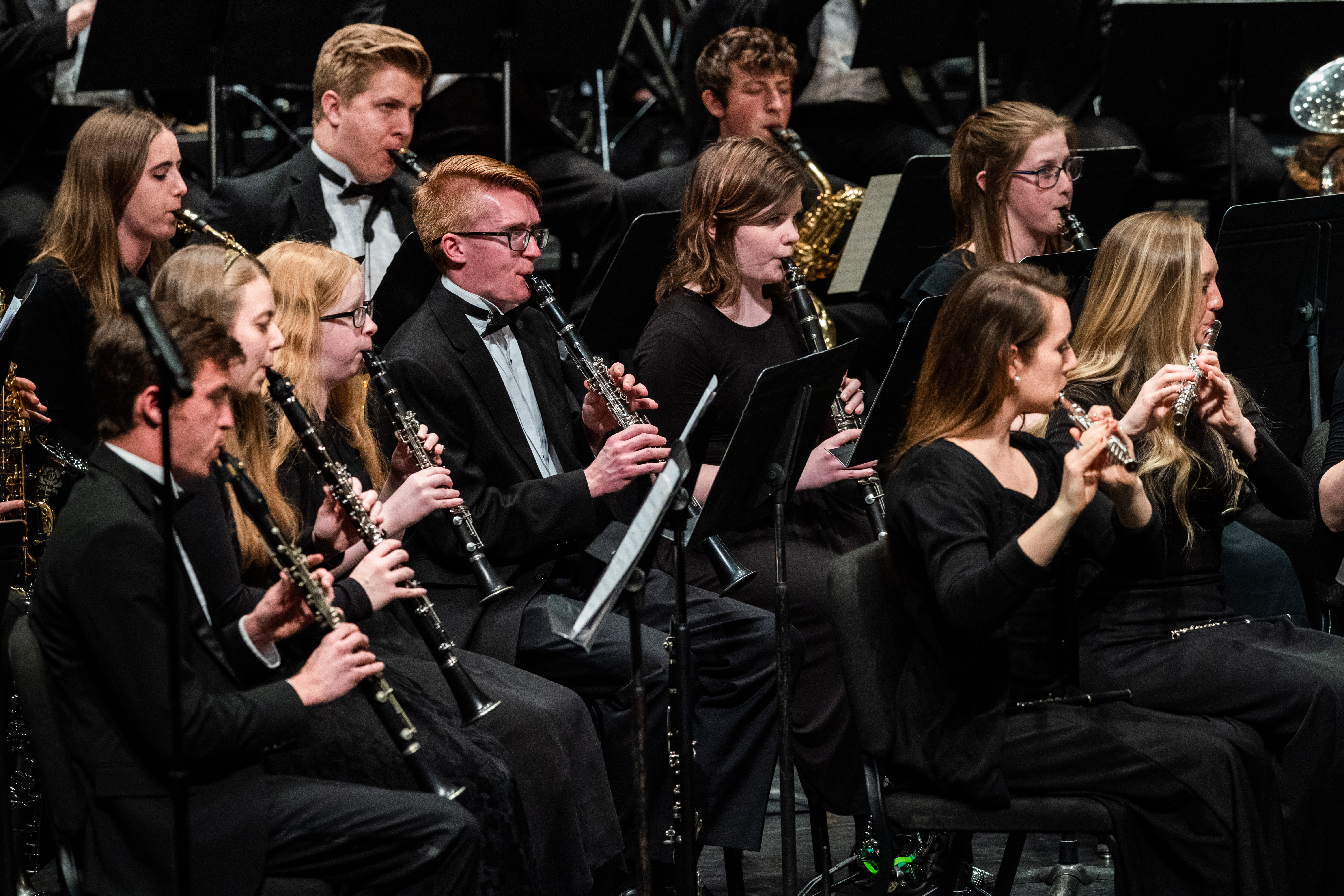 {{filenamebase}  1904-51 Wind Symphony in Concert  April 12 2019  Photo by Gabriel Mayberry/BYU  © BYU PHOTO 2019 All Rights Reserved photo@byu.edu  (801)422-7322