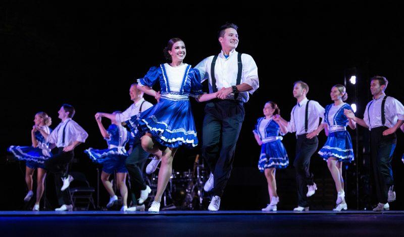 International Folk Dance Ensemble 1