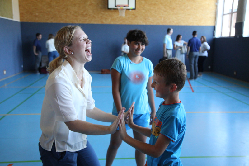 1507-75 00481  CDT  Europe Tour Prague, Czech Republic Flight's Children's Home Orphanage  July 3, 2015  Photography by  Mark A. Philbrick/BYU  Copyright BYU Photo 2015 All Rights Reserved photo@byu.edu (801)422-7322  5449