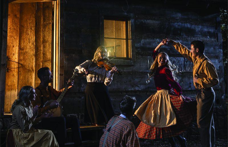 International Folk Dance Ensemble 8
