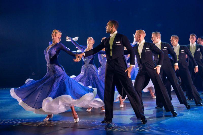 About Ballroom Dance Company