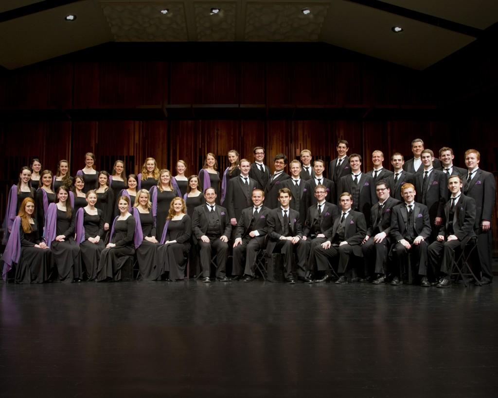 BYU Singers group photo 2012