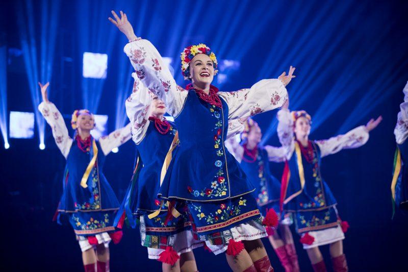 International Folk Dance Ensemble 3