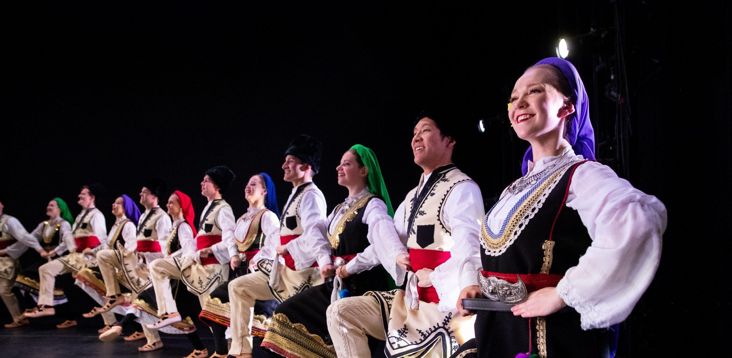 International Folk Dance Ensemble