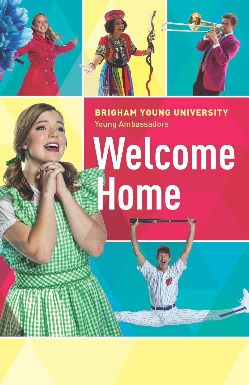 Welcome Home Handbill Image