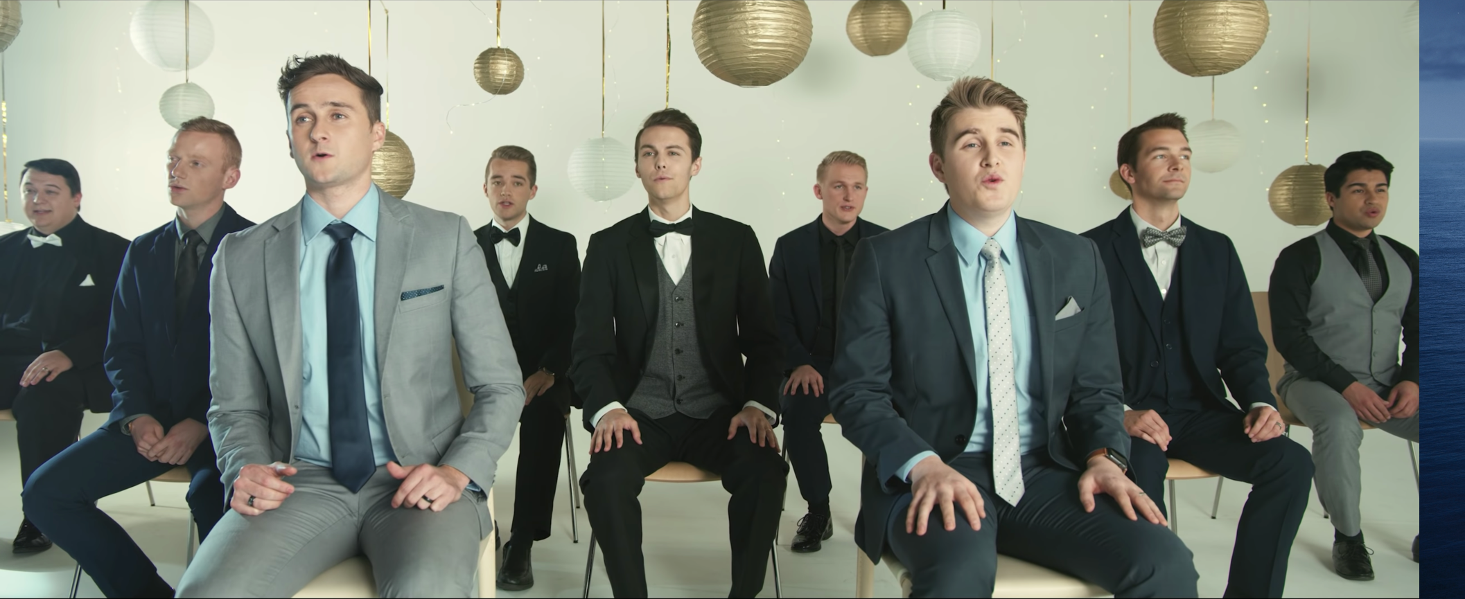 "Vocal Point Releases New Music Video ""Be Thou My Vision"""